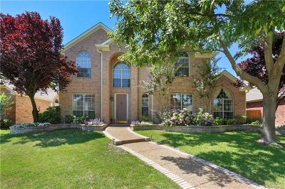 Plano Single Family Home For Sale: 4514 Wyvonnes Way