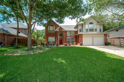 Mckinney Single Family Home Active Option Contract: 3615 Crestcreek Court
