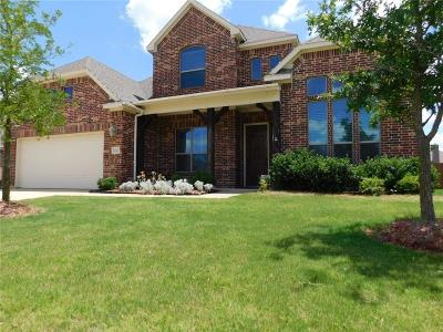 Midlothian Single Family Home For Sale: 926 Masquerade Drive