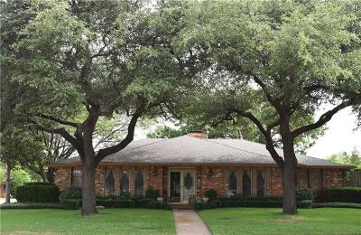 Single Family Home For Sale: 4707 Harvest Hill Road