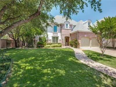Dallas Single Family Home For Sale: 7117 Araglin Court