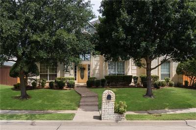 Dallas Single Family Home For Sale: 7539 Bromwich Court