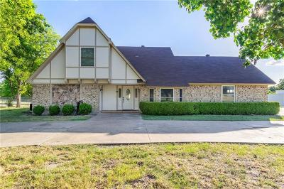 Weatherford Single Family Home For Sale: 105 Brandon Drive