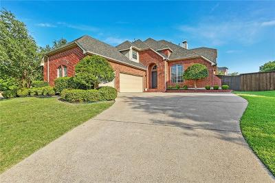 McKinney Single Family Home Active Option Contract: 2008 Brenham Drive