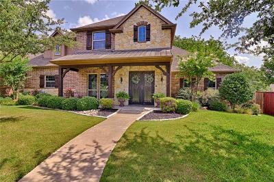 Waxahachie Single Family Home For Sale: 105 Tee Side Drive