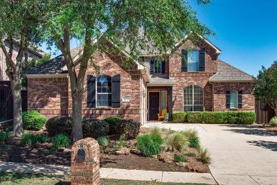Flower Mound Single Family Home For Sale: 4412 Delaina Drive