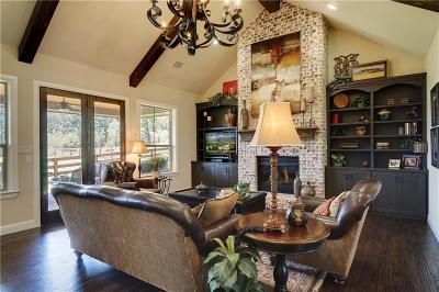 Argyle Single Family Home For Sale: 1021 Fincher Trail