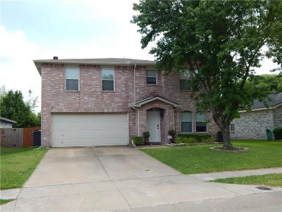 Mckinney Single Family Home Active Option Contract: 4511 Green Meadow Drive