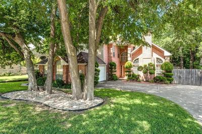 Desoto Single Family Home Active Option Contract