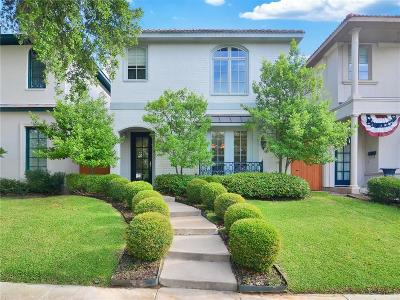 Fort Worth Townhouse For Sale: 5010 Byers Avenue
