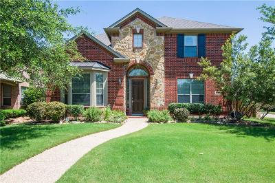 Allen Single Family Home Active Option Contract: 929 Pelican Drive