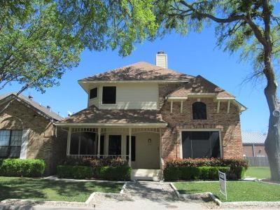 Rockwall Single Family Home Active Option Contract: 713 S Alamo Road S