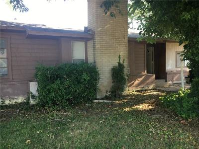 Garland Single Family Home For Sale: 1522 Lewis Drive
