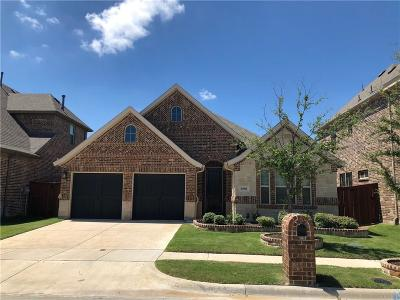 McKinney Single Family Home For Sale: 6901 Badlands Drive