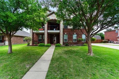 Wylie Single Family Home For Sale: 1405 Elkmont Drive