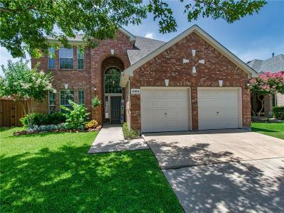 Rowlett Single Family Home Active Option Contract: 10109 Links Fairway Drive