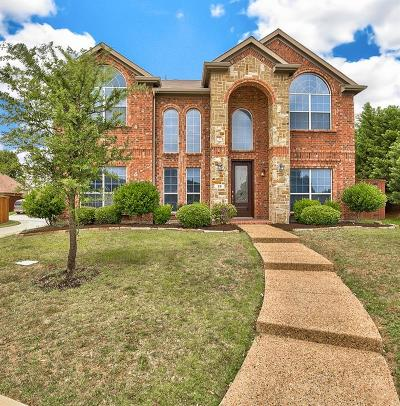 Frisco Single Family Home Active Option Contract: 26 Stand Rock Court