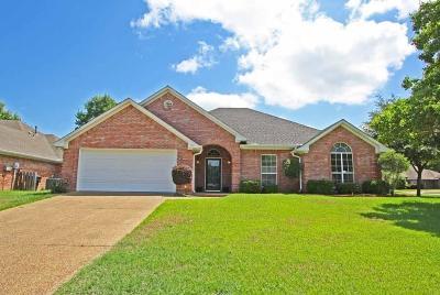 Tyler Single Family Home For Sale: 4126 Fillbrook Lane