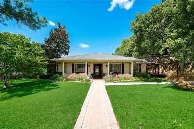 Arlington Single Family Home For Sale: 1808 Hillvalley Drive