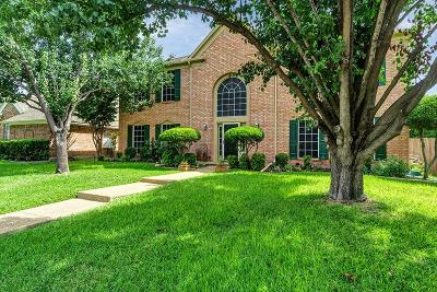 Mesquite Single Family Home For Sale: 1240 Woodthorpe Drive