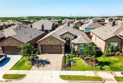 Denton Single Family Home For Sale: 5824 Glenwood Drive