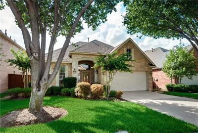 Mckinney Single Family Home Active Option Contract: 1608 Nicklaus Court