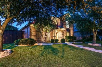 Garland Single Family Home Active Option Contract: 701 Water Oak Drive