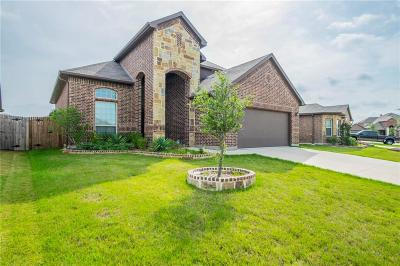 Single Family Home For Sale: 312 Delgany Trail