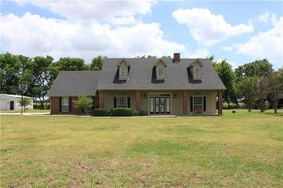 Van Alstyne Single Family Home For Sale: 716 Milam Road