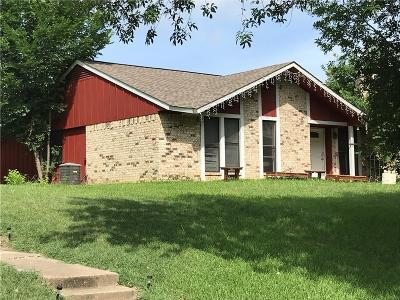 Seagoville Single Family Home For Sale: 713 Bryan Place