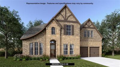 Prosper Single Family Home For Sale: 4110 Porosa Lane
