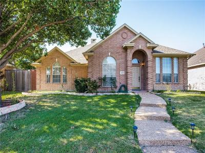 Allen Single Family Home For Sale: 1439 Acadia Drive