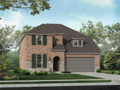 Forney Single Family Home For Sale: 1518 Calcot Lane