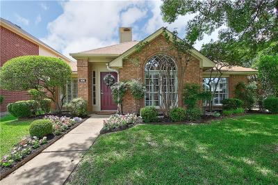 Allen Single Family Home For Sale: 606 Willow Oak Drive
