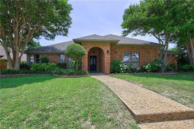 Plano Single Family Home For Sale: 2304 Evergreen Drive