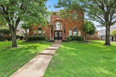 Colleyville Single Family Home For Sale: 4901 Queensbury Way E