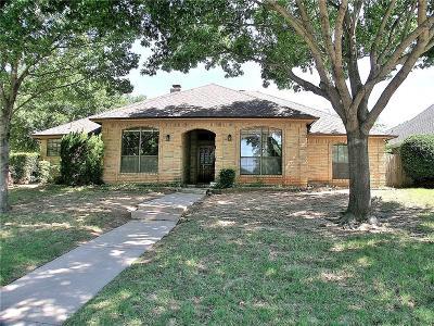 Denton Single Family Home For Sale: 701 S Smokerise Circle E