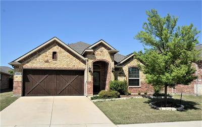 Mckinney Single Family Home Active Option Contract: 4008 Lands End Drive