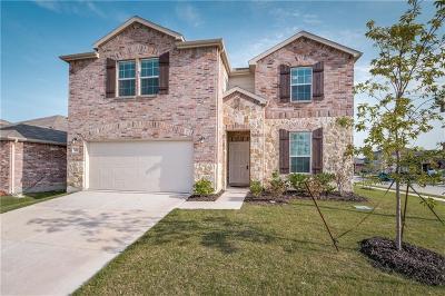 Little Elm Single Family Home For Sale: 3000 Montserrat Creek Drive