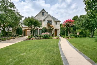 Plano Single Family Home For Sale: 3113 Oak Hollow Drive