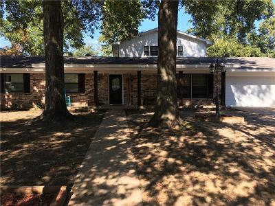 Sulphur Springs TX Single Family Home For Sale: $210,000