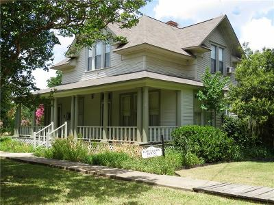 Streetman Single Family Home For Sale: 409 Hubbard Street