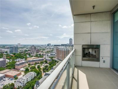 Dallas Condo For Sale: 2900 McKinnon Street #2606