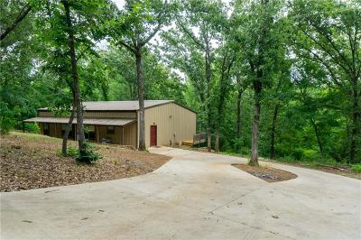 Tyler Single Family Home Active Option Contract: 18922 County Road 445