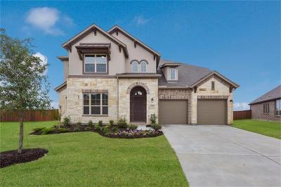 Prosper Single Family Home For Sale: 761 Ascot Court