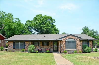 Sherman Single Family Home For Sale: 1701 W Belden Street