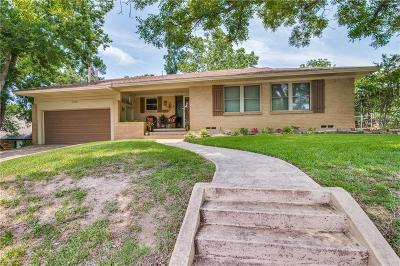 Sherman Single Family Home Active Option Contract: 1105 W Belden Street