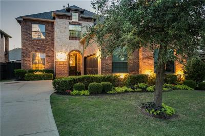 Keller Single Family Home For Sale: 1924 Lewis Crossing Drive