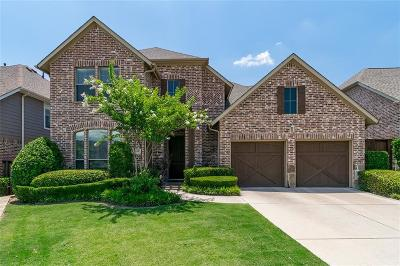 Irving Single Family Home For Sale: 1104 Michener Way