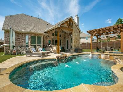 Rockwall Single Family Home Active Option Contract: 633 Arcadia Way